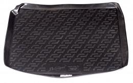 Коврики в багажник Peugeot 206 sd (06-) L.Locker