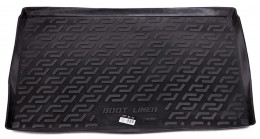 L.Locker Коврики в багажник Peugeot Partner Tepee (08-)