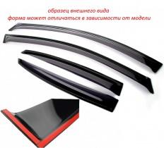 VL,Cobra Tuning Ветровики Kia Rio II Sd 2005-2011/Pride Sd 2005-2009