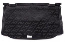 L.Locker Коврики в багажник Skoda Roomster (06-)
