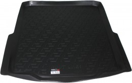 L.Locker Коврики в багажник Skoda Superb (08-)
