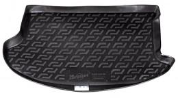 Коврики в багажник Subaru Impreza III hb (07-) L.Locker