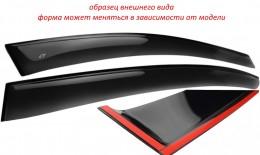 VL,Cobra Tuning Ветровики Peugeot Boxer/Citroen Jumper 2007-2014
