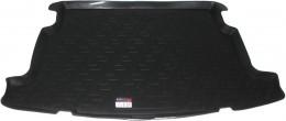 L.Locker Коврики в багажник Toyota Corolla hb (02-07)