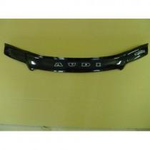 Дефлектор капота AUDI A6 (кузов 4В,С5) с 1997-2004 г.в. Vip tuning