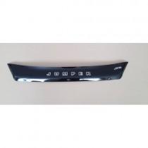 Дефлектор капота Citroen Jumper с 2014 г.в. (короткий) Vip tuning
