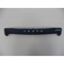 Дефлектор капота FORD Focus с 2+(ресталинг) с 2008 г.в (короткий)