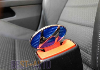 Заглушки ремней безопасности Hyundai