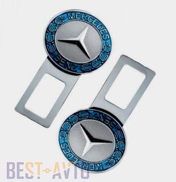 Заглушки ремней безопасности Mercedes