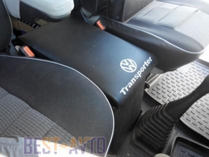 Probass Tuning Подлокотник Volkswagen Transporter T5 (1+2) черный