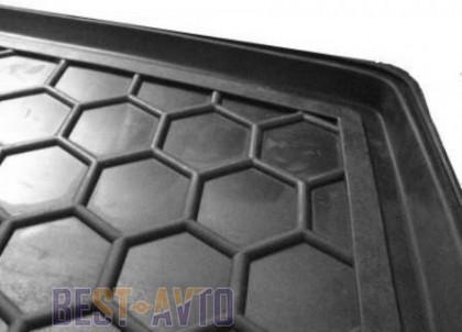 GAvto Коврики в багажник Fiat Doblo (2010>) (5мест) корот. база