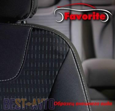 Favorite Чехлы на сидения Peugeot 107 2005