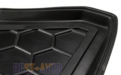GAvto Коврики в багажник Skoda Fabia ll (2007>) (универсал)