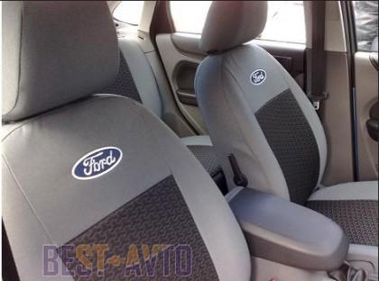 EMC-Elegant Чехлы на сидения Ford Focus III Hatchback с 2015 г