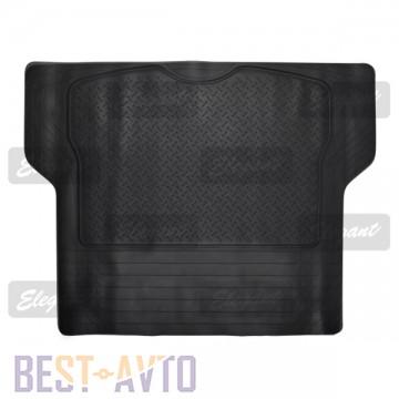 Elegant Коврик в багажник универсальный чёрный