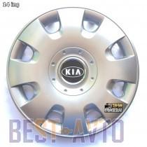 SKS 107 Колпаки для колес на KIA R13 (Комплект 4 шт.)