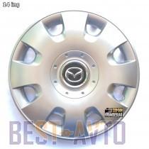 SKS 107 Колпаки для колес на Mazda R13 (Комплект 4 шт.)