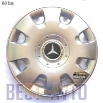 SKS 107 Колпаки для колес на Mercedes R13 (Комплект 4 шт.)