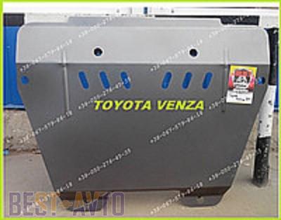 Zachita Toyota Venza(2008-2016) ДВС+КПП