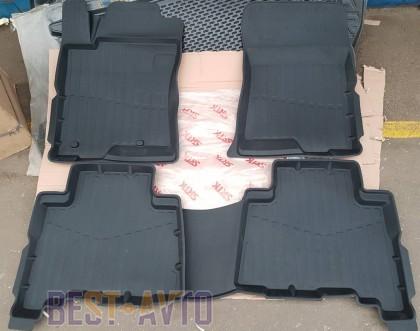 СРТК Резиновые коврики в салон Toyota Prado 120/ Lexus GX 470