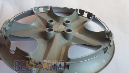 Ordgy Колпаки для колес A148 (под болты) Renault Sandero R16 (комплект 4шт.)