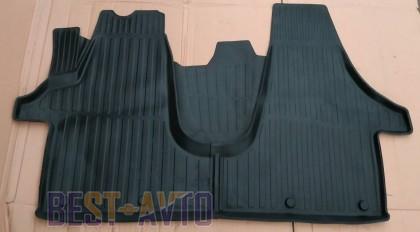 СРТК Резиновые коврики в салон Volkswagen Transporter T5  (2003-)