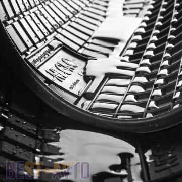 EL TORO Резиновые коврики в салон KIA Optima IV 2015-