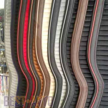 Fashion Накидка для сидений Monako Plus серый (комплект)