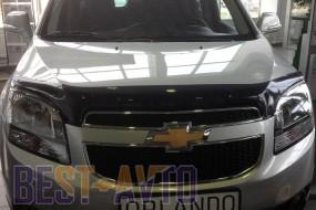 Sim Дефлектор капота  Chevrolet Orlando (2011-)
