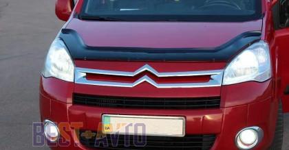 Sim Дефлектор капота Citroen Berlingo/ Peugeot Partner(2008-)