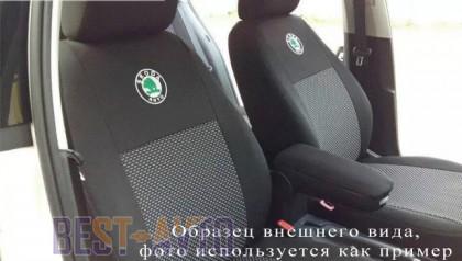 EMC-Elegant Чехлы на сидения VolkswagenPassat B8 Sedan Recaro акив вод. (дел) 2015-2018 г