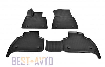Unidec Коврики салонные для BMW X5 (G05) 2018-