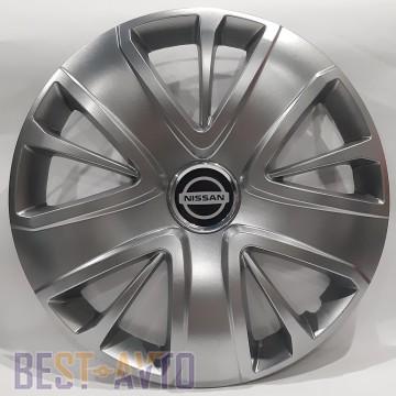 SKS 341 Колпаки для колес на Nissan R15 (Комплект 4 шт.)
