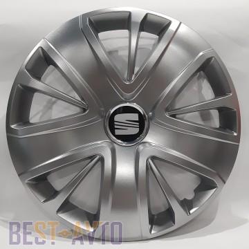 SKS 341 Колпаки для колес на Seat R15 (Комплект 4 шт.)