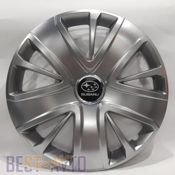 SKS 341 Колпаки для колес на Subaru R15 (Комплект 4 шт.)