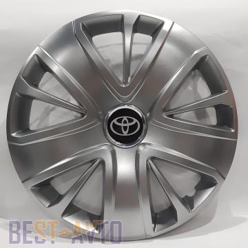 SKS 341 Колпаки для колес на Toyota R15 (Комплект 4 шт.)