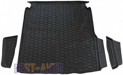 GAvto Коврики в багажник Volkswagen Passat B 7 USA  (седан)
