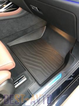 САРМАТ Коврики в салон  резиновые  BMW X5 G05 (2018-)