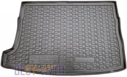 AvtoGumm Коврик в багажник  VW e-Golf 7 (электро)