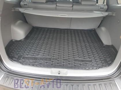 AvtoGumm Коврики в багажник Hyundai Santa-Fe (2006-12) (5мест)