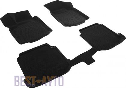 L.Locker Коврики в салон Audi A3 (8L) (96-03) 3D