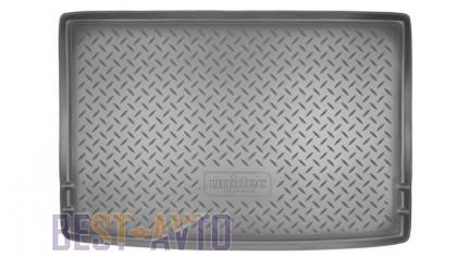 Unidec Коврики в багажник Skoda Yeti (5L7) (2009)