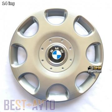 SKS 208 Колпаки для колес на BMW R14 (Комплект 4 шт.)