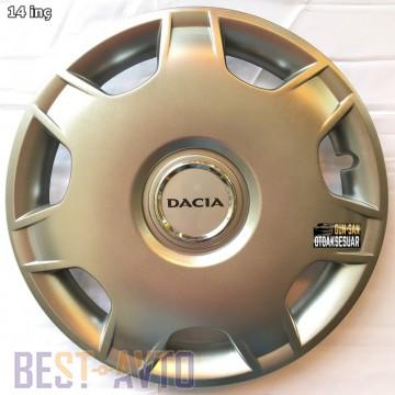 SKS 205 Колпаки для колес на Dacia R14 (Комплект 4 шт.)