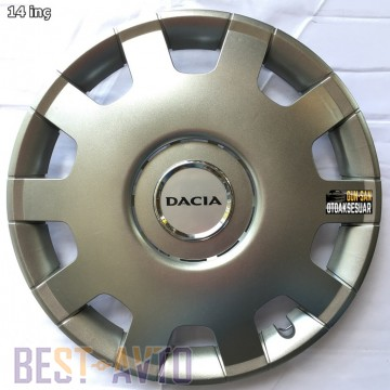 SKS 212 Колпаки для колес на Dacia R14 (Комплект 4 шт.)