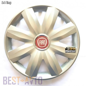 SKS 221 Колпаки для колес на Fiat R14 (Комплект 4 шт.)