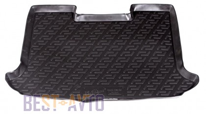 L.Locker Коврики в багажник Fiat Doblo Panorama (01-)