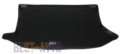L.Locker Коврики в багажник Ford Fiesta (02-)