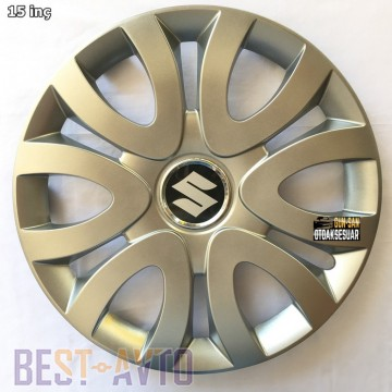 SKS 330 Колпаки для колес на Suzuki R15 (Комплект 4 шт.)