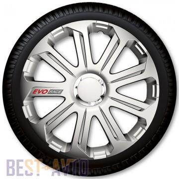 4 Racing Колпаки для колес Evo Race Pro R16 (Комплект 4 шт.)